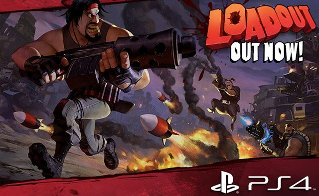 Free to Play Shooter Loadout Hits PS4 Today, Extras for PS Plus Members