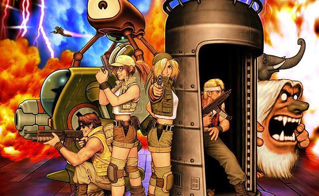 Metal Slug 3 Coming to PS4 & Vita, More NEOGEO Classics on the Way