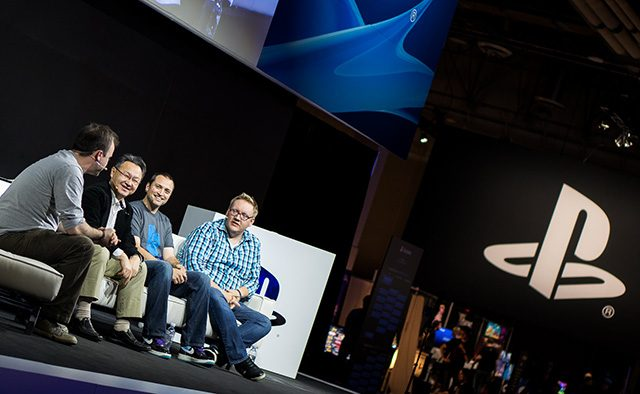 The Panels of PlayStation Experience