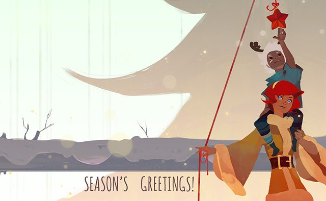 Happy Holidays from Supergiant!
