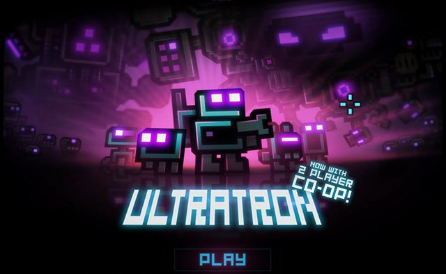 Ultratron Coming to PlayStation in Early 2015