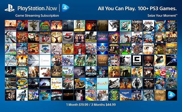 PlayStation Now Subscription Program: All The Details