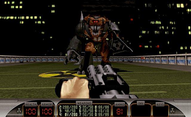 Duke Nukem 3D: Megaton Edition Out Today on PS3, Vita