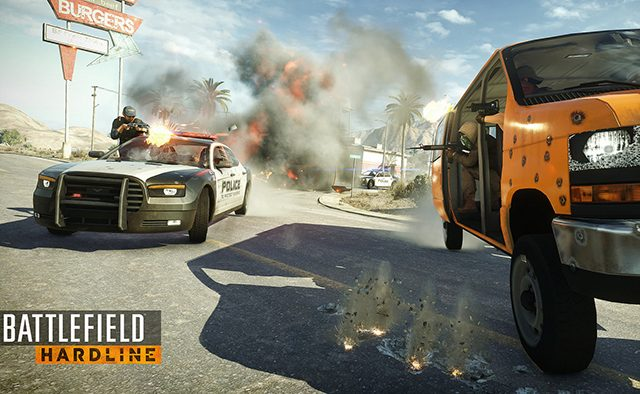 Battlefield Hardline Multiplayer Beta Out Today on PS4, PS3