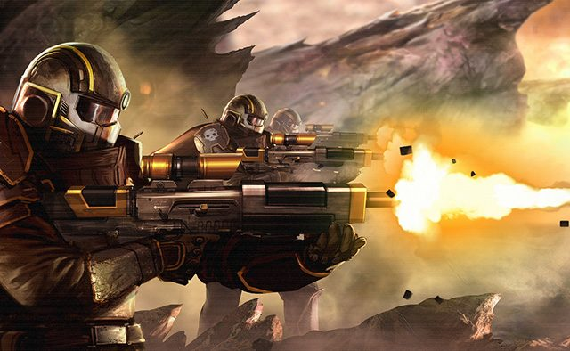 Prepare for War: Helldivers Launches March 3rd