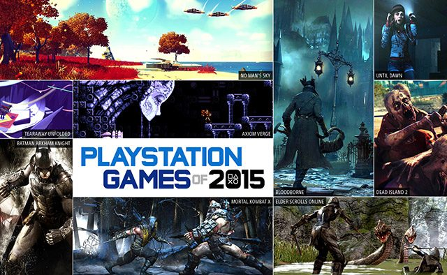 PS4, PS3, & PS Vita Games in 2015: The Big List ... Ps3 Games List 2015