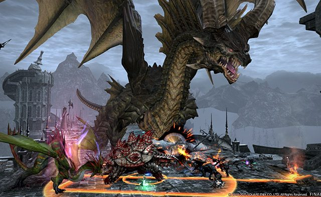 FFXIV Patch 2 55 Now Live: Prepare for Heavensward! – PlayStation Blog