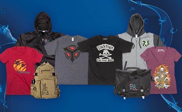 Official PlayStation Gear Store Open for Business