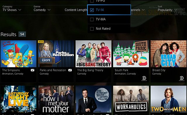 PlayStation Vue Launches Today in Chicago, NYC, Philadelphia