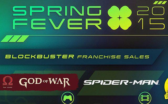 Spring Fever Week 4: Metal Slug 3 Launches, Game & Movie Deals
