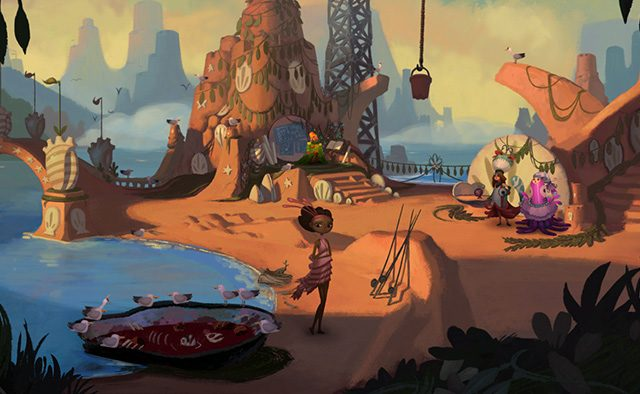 PlayStation Blogcast 161: Set the Stage for Broken Age