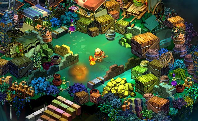 Bastion Hits PS4 Today