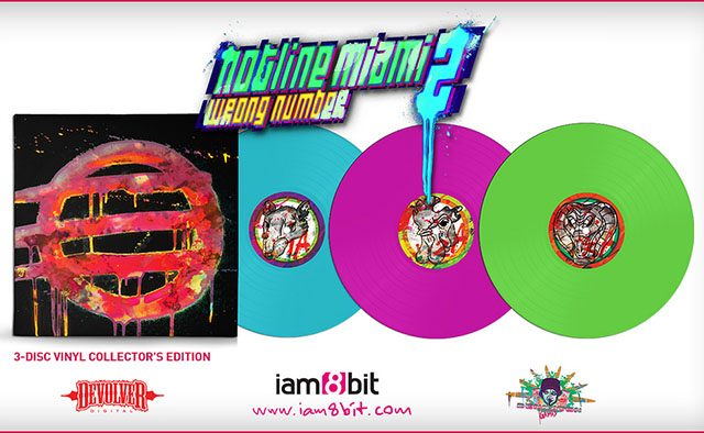 Creating the Hotline Miami 2 Collector's Edition Vinyl Set