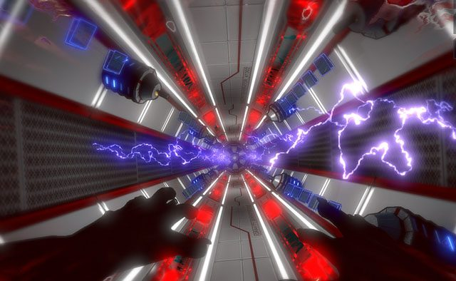 Infinity Runner Hits PS4 on April 22nd