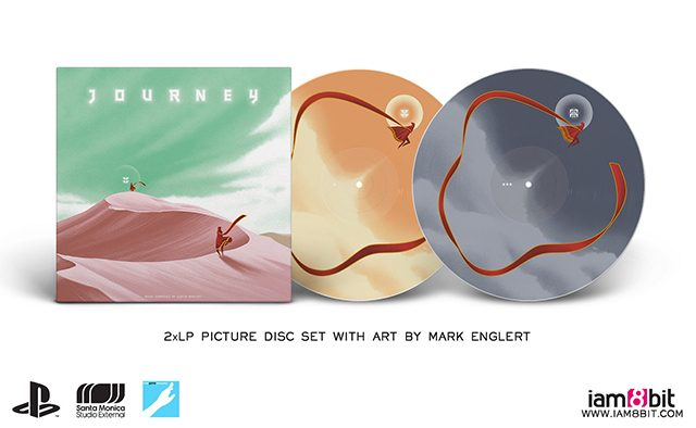Journey Vinyl and Limited Edition Art Print Revealed