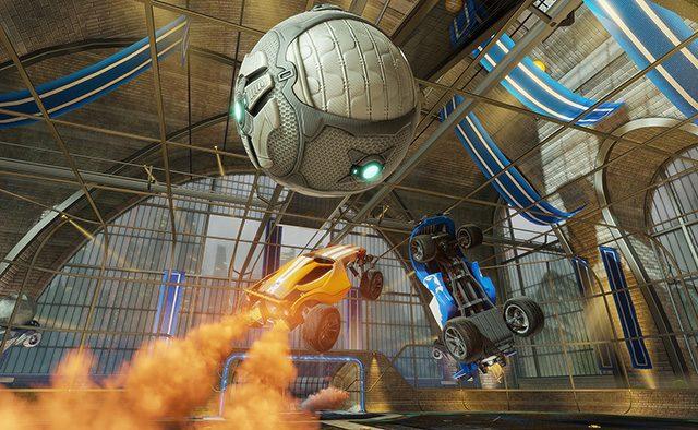 Rocket League PS4 Closed Beta Starts Today