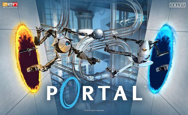 Portal Pinball is Teleporting to Zen Pinball 2