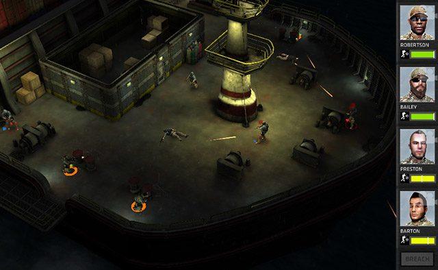 Breach & Clear Infiltrates PS Vita Tomorrow