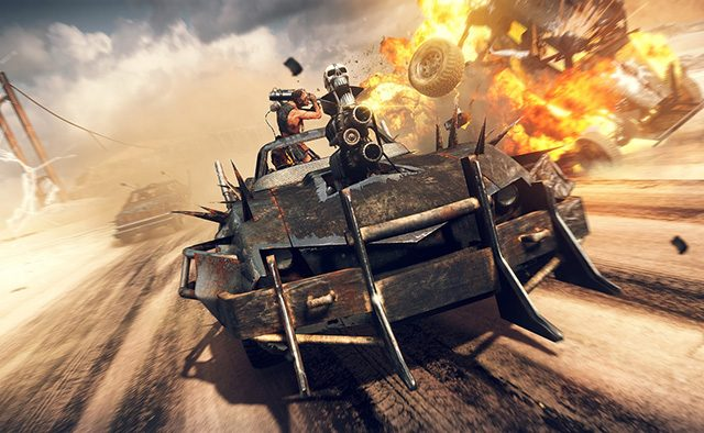 Mad Max: A Trip Down Savage Road
