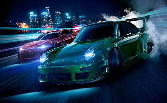 Need for Speed Returns to PS4 This Fall