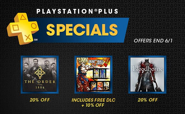 Introducing PS Plus Specials, Exclusive Sales for Plus