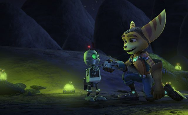 Ratchet & Clank Movie Releases April 29, 2016 in US