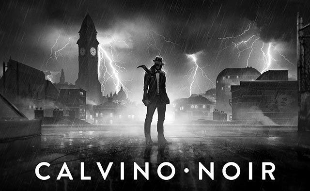 Introducing the Film Noir Stealth Adventure Calvino Noir on PS4