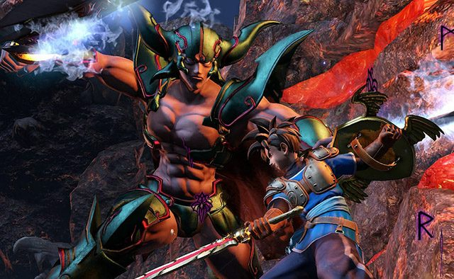 Dragon Quest Heroes Comes to PS4 on October 13th