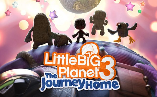 LittleBigPlanet 3: The Journey Home Out Next Month