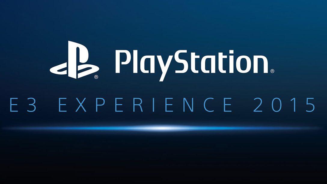 PlayStation E3 2015 Livestreams: LiveCast, Press Conference