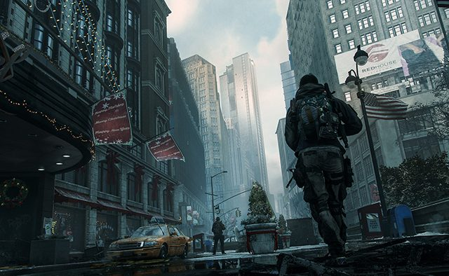 The Division: Tense Multiplayer in the Dark Zone