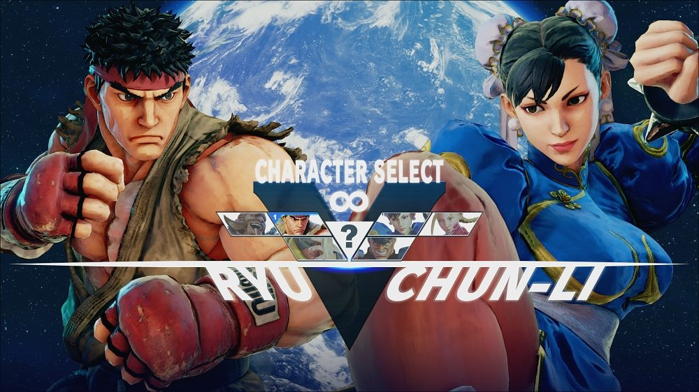 Street Fighter V: A New Way to Play