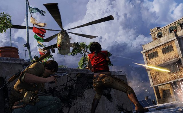 Hands on: Uncharted The Nathan Drake Collection on PS4