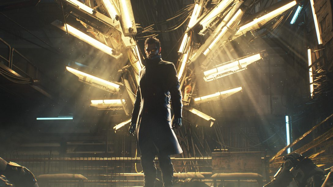Deus Ex: Mankind Divided Launches on PS4 February 23rd, 2016