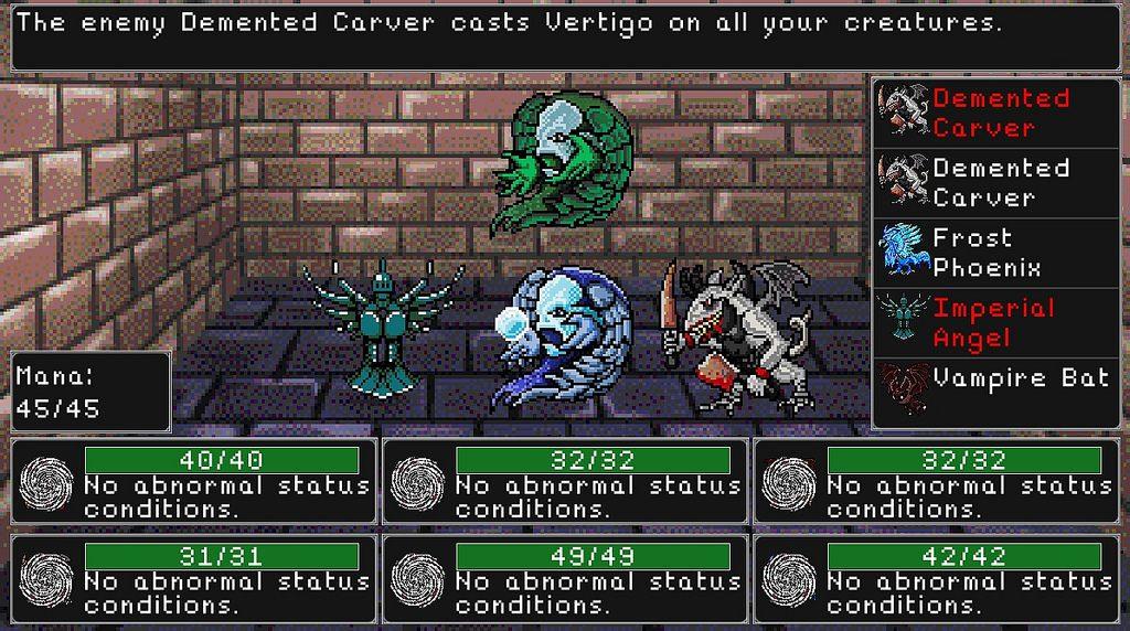 Siralim Brings Retro Monster Collecting to PS4, PS3, PS Vita