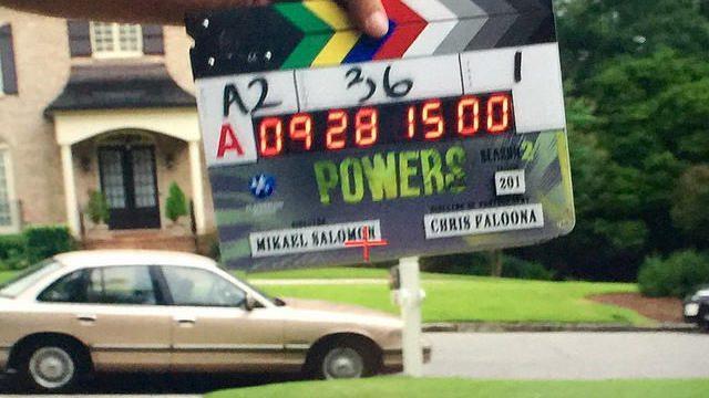 Powers Season 2: Michael Madsen Joins Cast as SuperShock