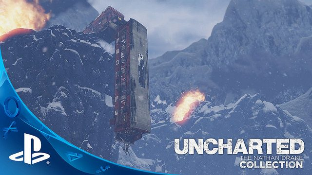 Uncharted 2 Train Sequence Voted Best in Series, Collection Demo Out Today