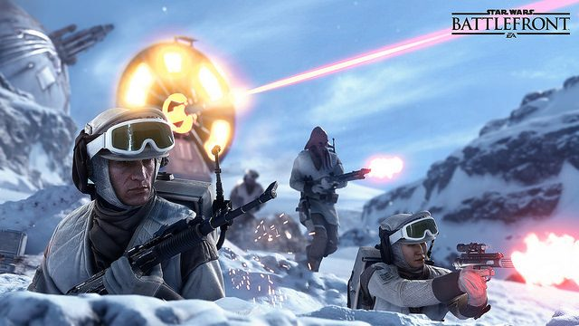 Star Wars Battlefront: Leia, Han, and Palpatine Join the Battle
