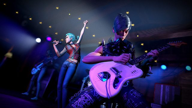 Rock Band 4 Launches on PS4 Tomorrow – PlayStation Blog