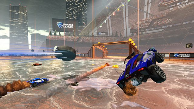 Mix, Match, and Mutate in Rocket League This November
