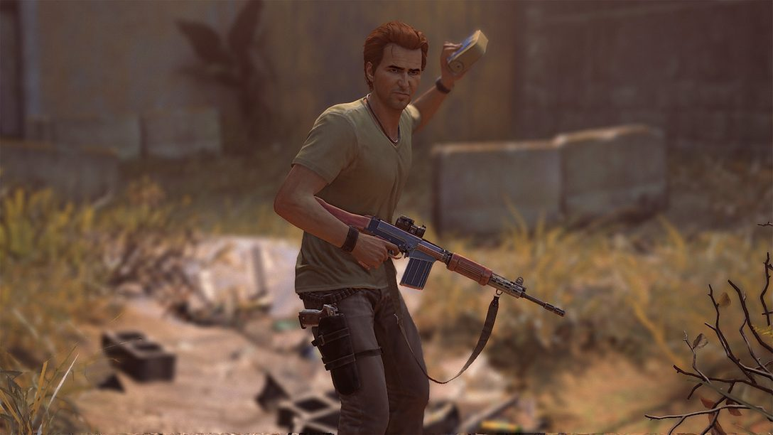 Uncharted 4 Multiplayer Revealed, Playable at PlayStation Experience