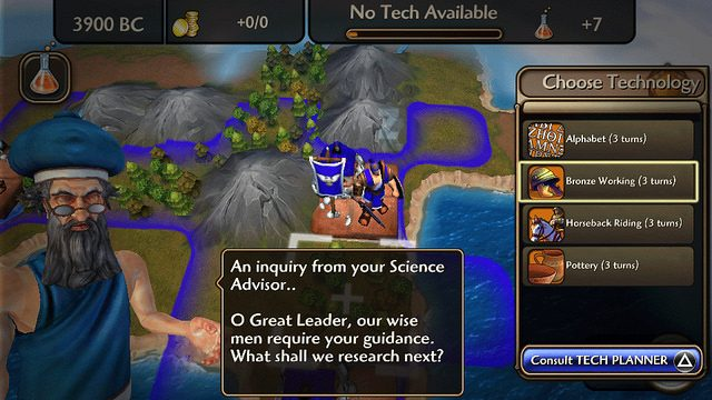 Civilization Revolution 2 Plus Comes to PS Vita December 3rd