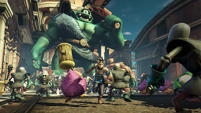 The Drop: New PlayStation Games for 10/13/2015