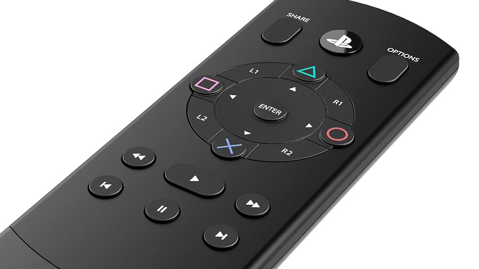 Update: New Media Remote for PS4 Hits Shelves Today