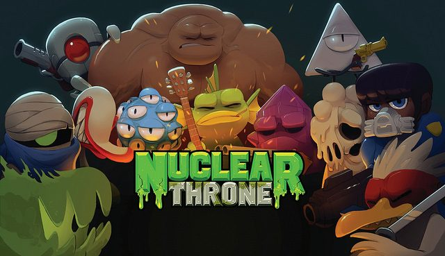 Nuclear Throne: You Did Not Reach the Nuclear Throne
