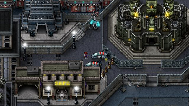 Cosmic Star Heroine on PS4, PS Vita Playable at PS Experience