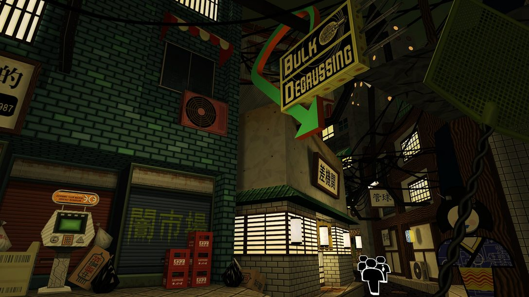 Jazzpunk Brings Absurdist Humor to PS4 with Enhanced Multiplayer