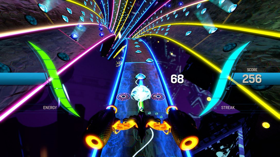 Amplitude on PS4: Playing It FreQuency Style