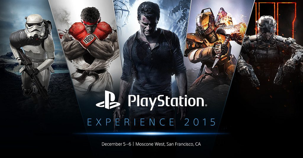 Watch PlayStation Experience 2015 Live on Twitch This Weekend