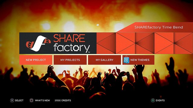 Sharefactory Update: Slow Motion, Time Lapse, and More